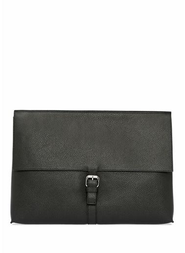 Orciani Clutch / El Çantası Siyah